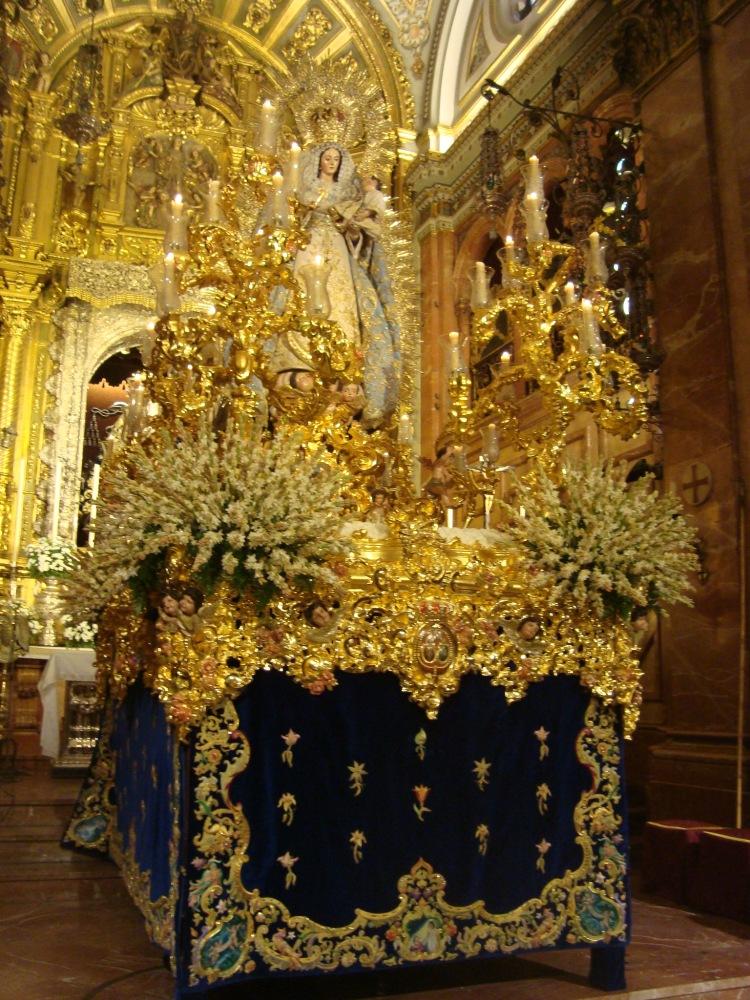 De procesión en procesión... Semana Santa en Sevilla (2/4)