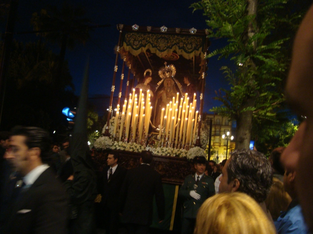 De procesión en procesión... Semana Santa en Sevilla (1/4)
