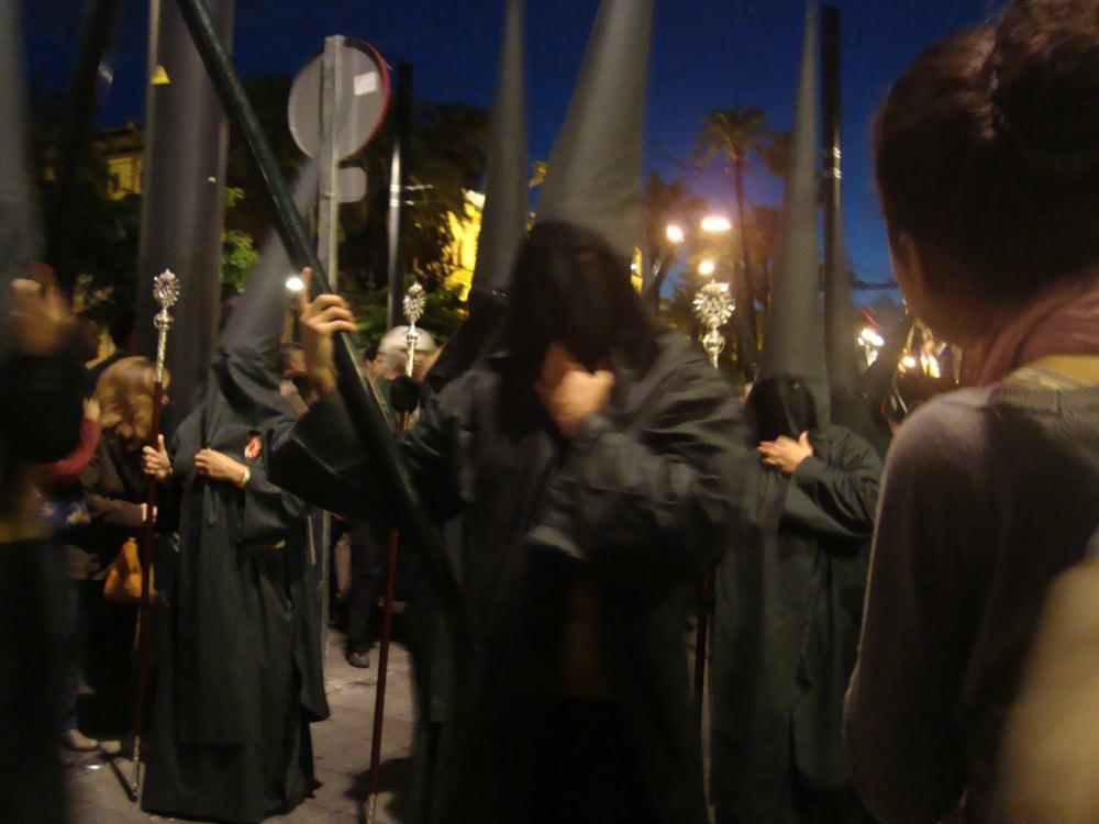 De procesión en procesión... Semana Santa en Sevilla (4/4)