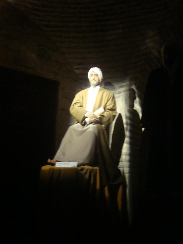 Museo Vivo de Al-Andalus: la Torre de Calahorra (5/6)