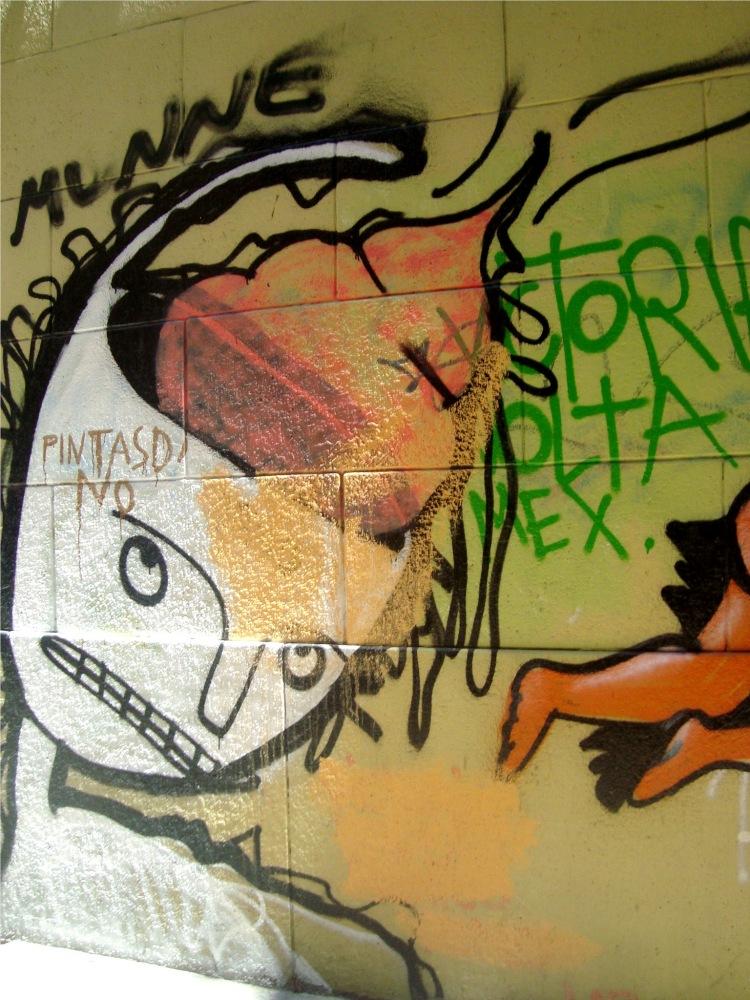 Genial Graffiti de Valencia, España. (3/3)