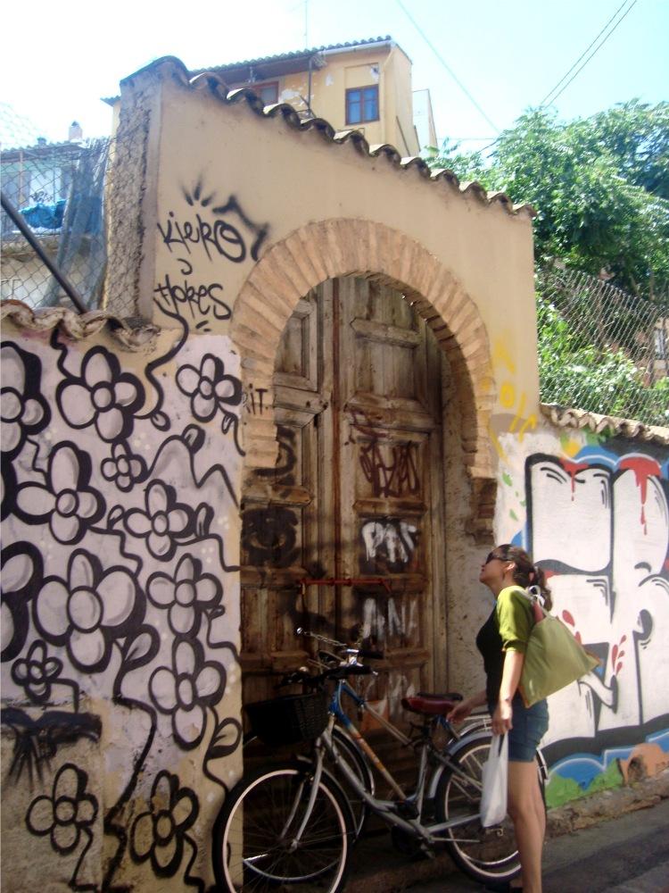 Genial Graffiti de Valencia, España. (2/3)