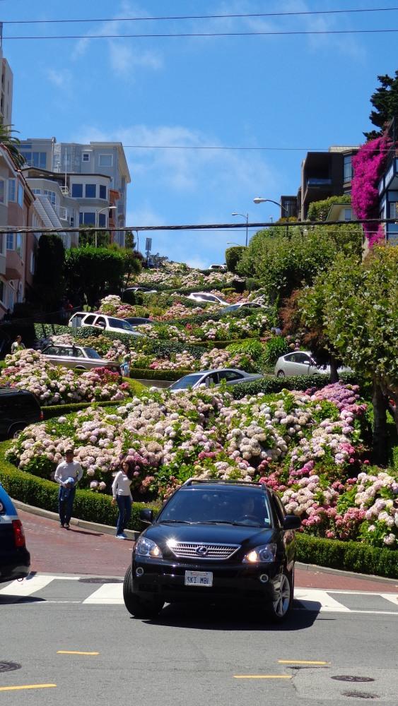 De paseo por San Francisco y sus alrededores… (1/5)
