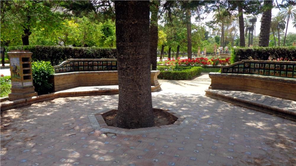 El Parque de María Luisa en Sevilla: III (2/6)