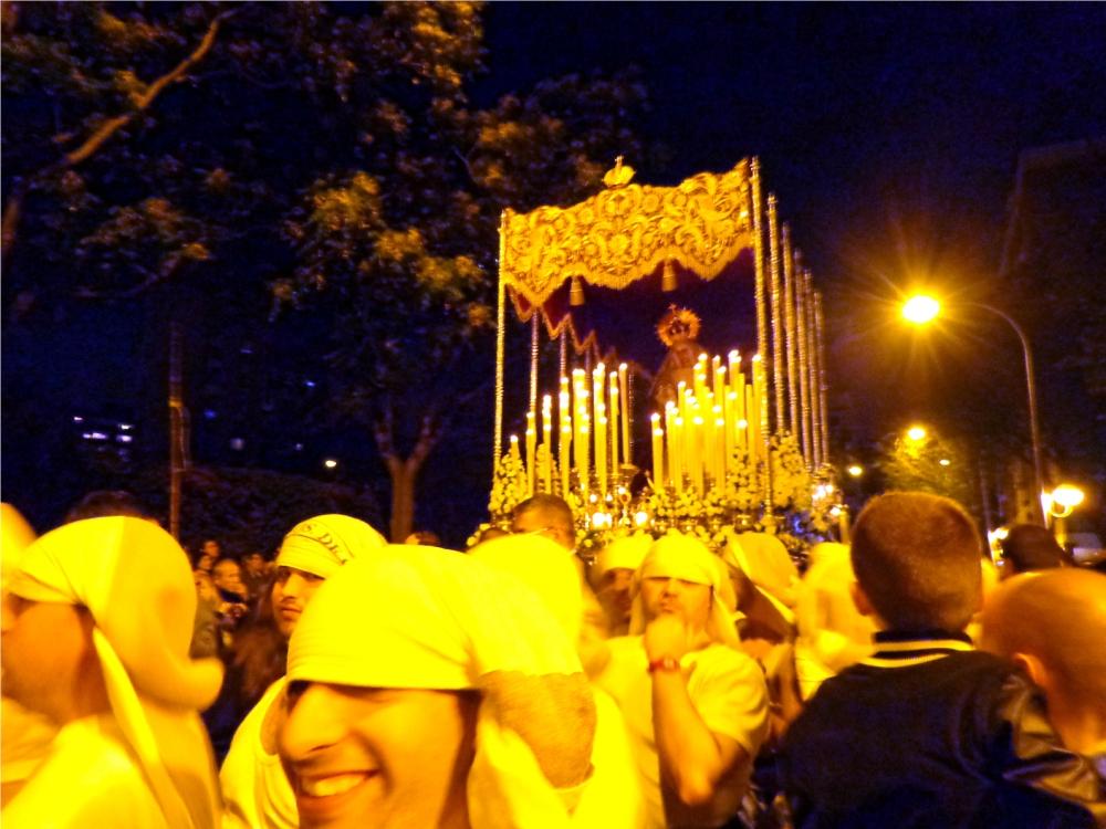 Semana Santa en Sevilla ¿Qué es un Paso? (3/6)