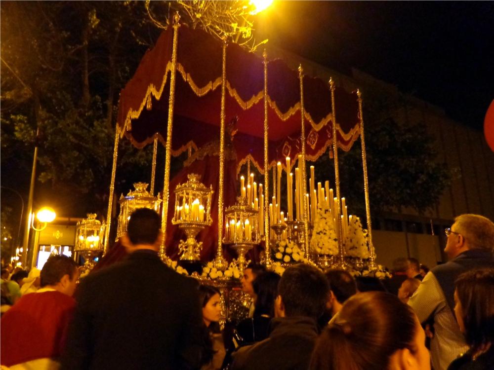 Semana Santa en Sevilla ¿Qué es un Paso? (5/6)