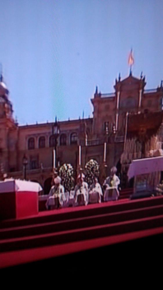 Próximamente: la misa de la Virgen de la Macarena