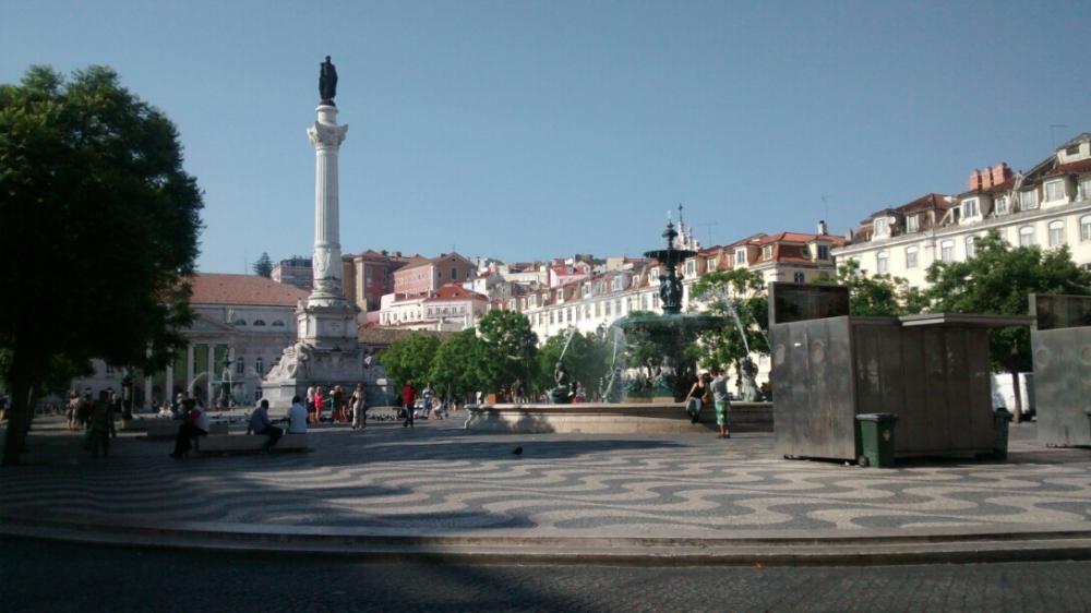 Domingo en Lisboa (1/3)