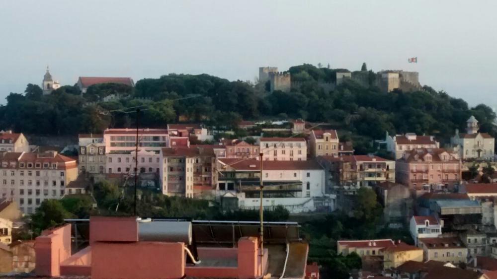 Domingo en Lisboa (2/3)